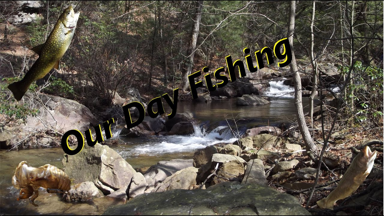 Day fishing pa 4 18 15 youtube for Pa out of state fishing license