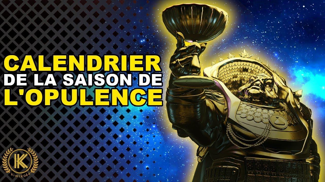 Calendrier Destiny 2.Destiny News Calendrier Mode Menagerie Armes Prestige Exotiques