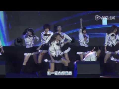 SNH48 《开拓者》 (BEGINNER) Live In Guangzhou