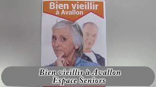 Espace Senior – Ville d'Avallon