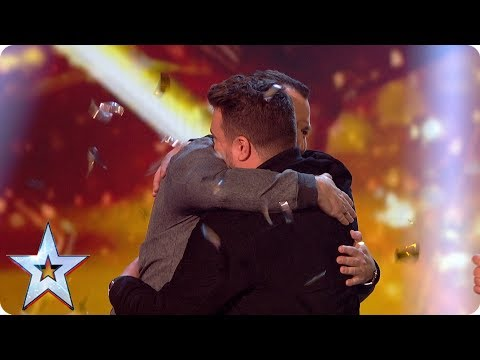 DNA & Kyle Tomlinson are through to the Final!   Semi-Final 1: Results   Britain's Got Talent 2017
