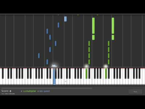 Synthesia - 「Higurashi no Naku Koro ni」 - You [100% Speed]