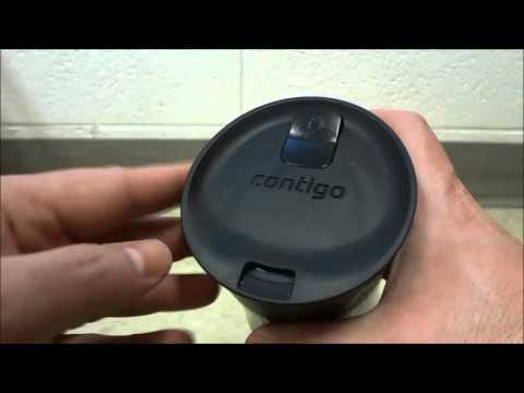 Contigo Autoseal Travel Mug Review-Spill Proof And Leak Proof