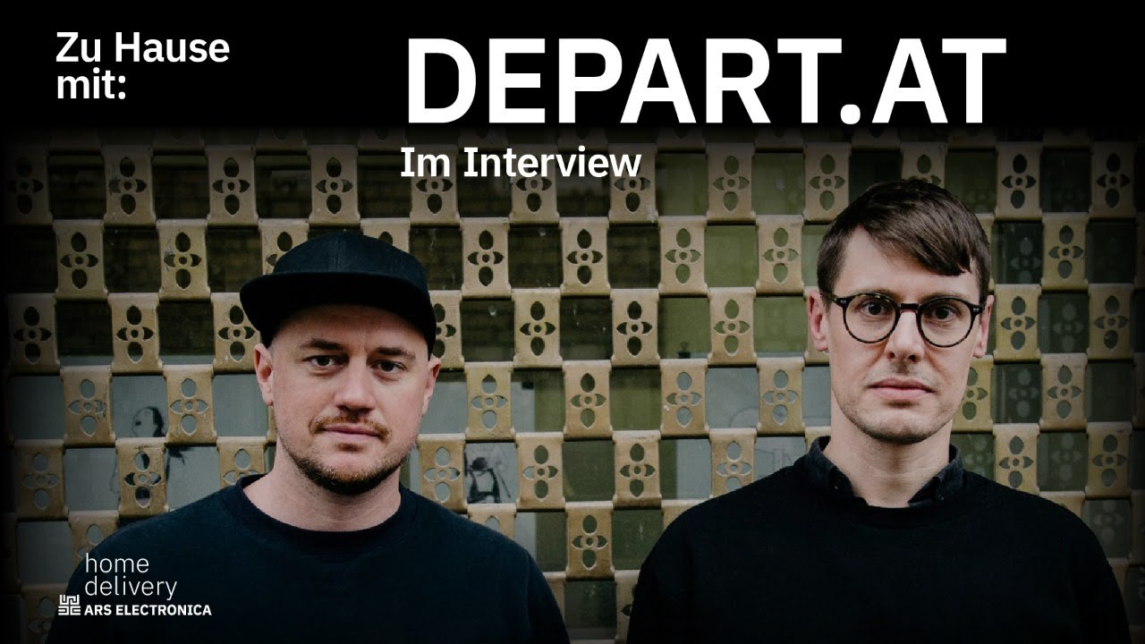Zu Hause mit… DEPART.AT IM INTERVIEW