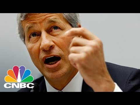 Jamie Dimon Blows Up At DC's Dysfunction; He's Tired Of 'Listening To The Stupid S---'   CNBC