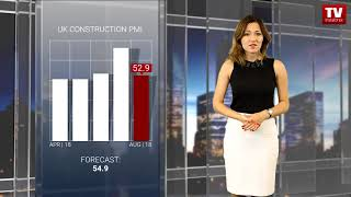 InstaForex tv news: European currencies fall while USD trading at highs  (04.09.2018)