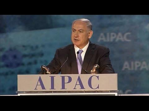 Benjamin Netanyahu addresses U.S. Congress