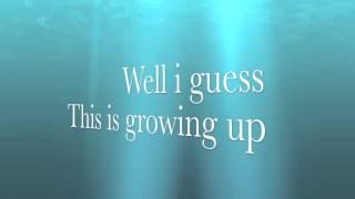 Dammit (Growing up) - Zeke Foster (Lyric video)