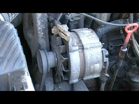 видео: Ремонт генератора bosch. Замена подшипников.