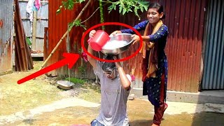 SHAMPOO PRANK IN A VILLAGE।POPULAR FUNNY VIDEOS।