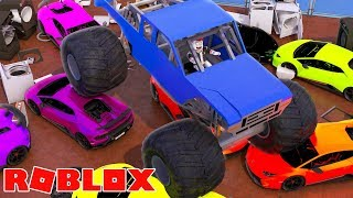 We BUY the FASTEST AUTOS in ROBLOX!