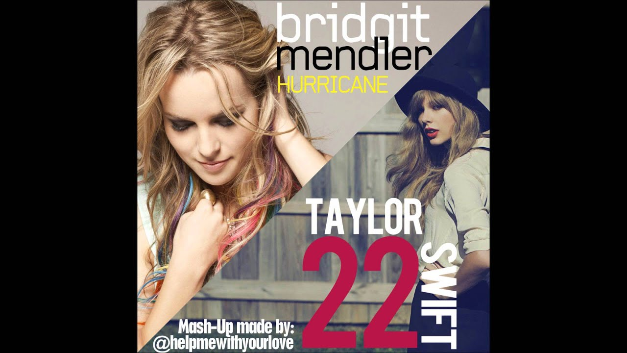 Taylor Swift And Bridgit Mendler