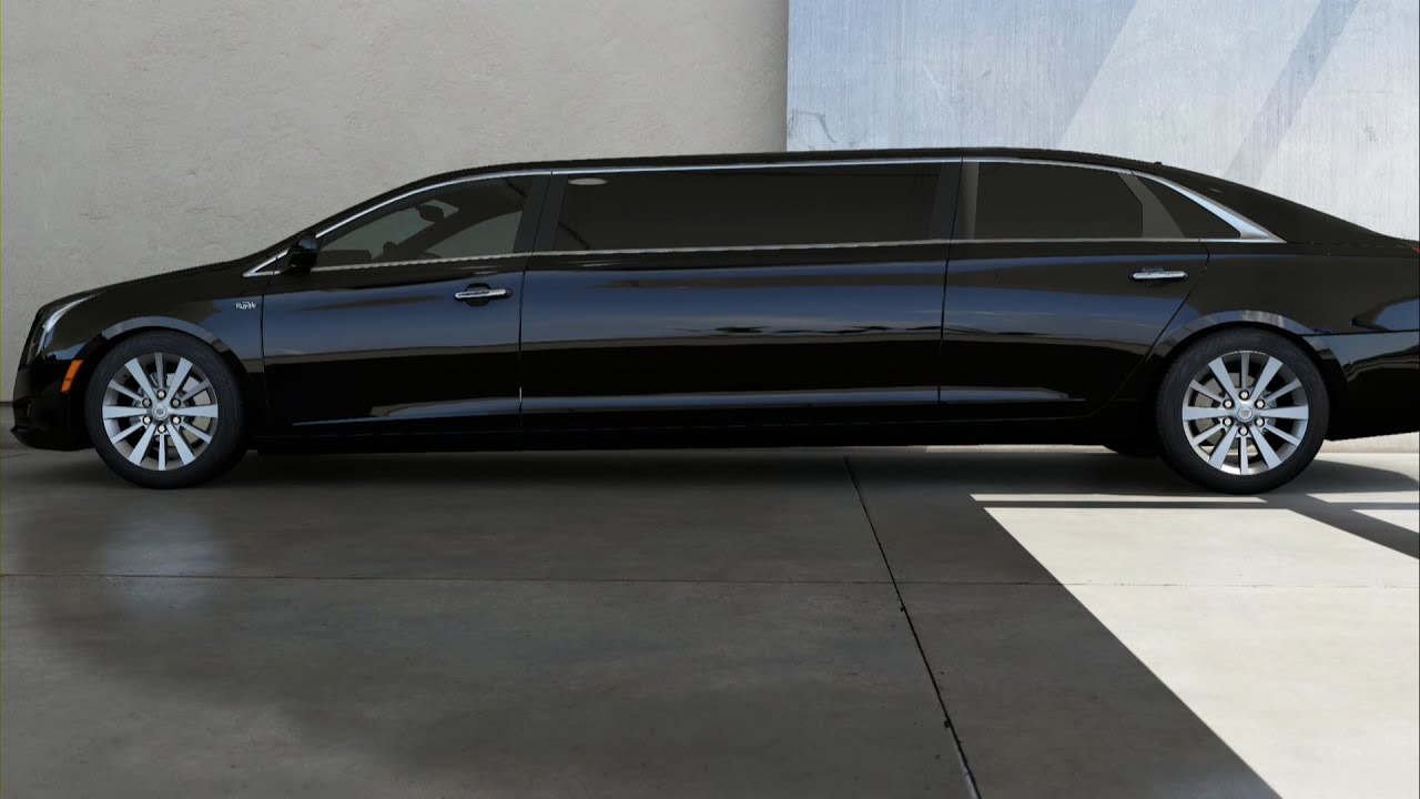 Forza Motorsport 6 - 2013 Cadillac XTS Limousine - YouTube