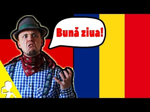 Learn Romanian With Me 🇷🇴 A German Attempting To Speak The L