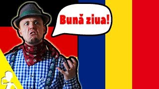 Learn Romanian With Me 🇷🇴 A German Attempting To Speak The Language Of Romania