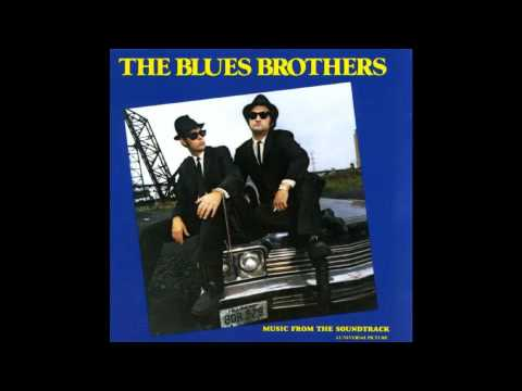 The Blues Brothers (1980) OST - 07 The Old Landmark (feat. James Brown)