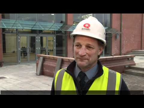 William Dyer Electrical Contractors - Case Study - Manchester College