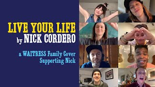Broadway's Waitress Family Supports Nick Cordero | The Show Must Go On Show