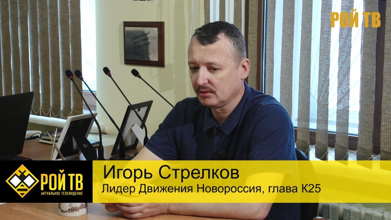 И.Стрелков: РФ в неустойчивом равновесии