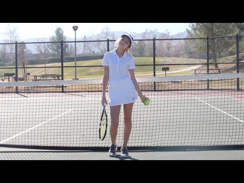 LEARNING HOW TO PLAY TENNIS