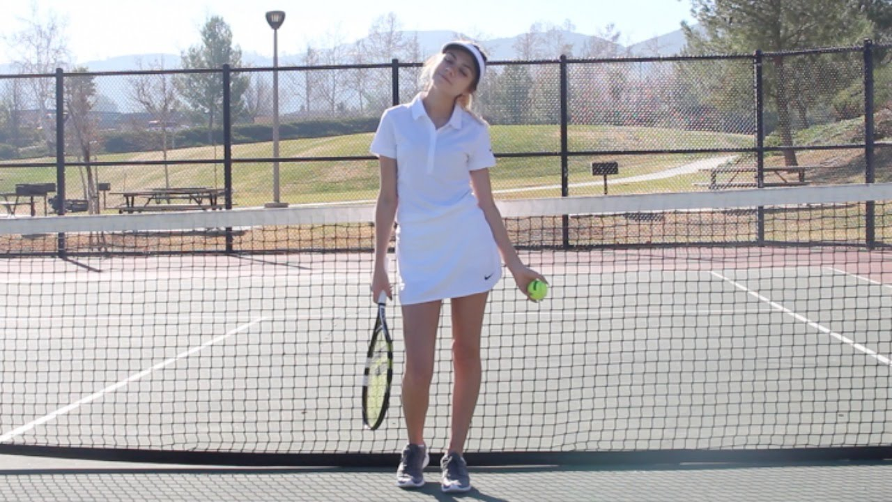 How to play tennis 55