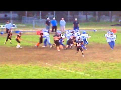 "Travis Lee ""The Orange Crush"" Hasbrouck Heights Football"
