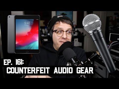 Counterfeit  Gear Apple Updates iPad Mini & Airpods Facebook Oopsies & More BSP-161