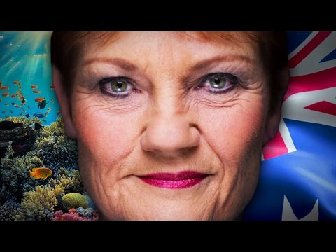 You won't believe what Pauline Hanson did