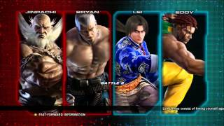 Tekken Tag 2: Mayback Empire (P1) vs Tommy Loves 360 (P2)