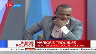 Inside Politics: Mariga's troubles