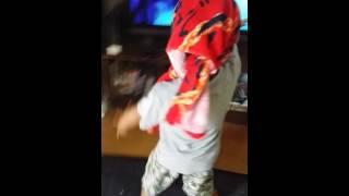 湘南乃風になりたい息子四歳。 今日も、起きてすぐ湘南乃風はじまりまし...