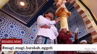 Mahalul Qiyam di Masjid Roudhotul Muchlisin Condro Jember