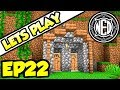 Minecraft 1.14 Let's Play Ep. 22: ULTIMATE Mine Build (TheNeoCubest)