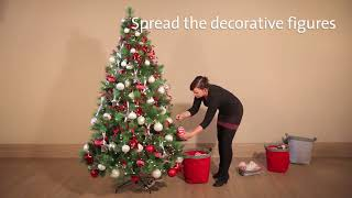UK Christmas World How to Decorate a Christmas Tree
