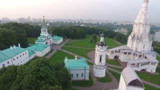 видео Парк «Коломенское» (музей-заповедник)