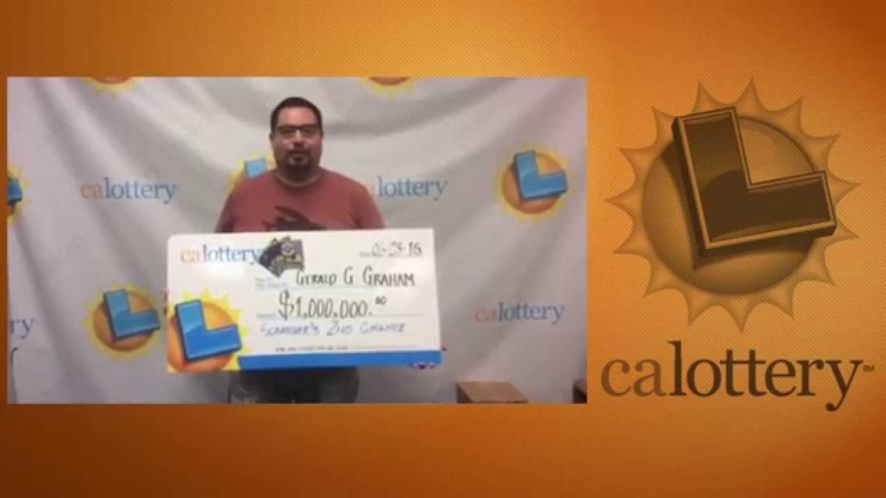 2nd Chance $1 Million Winner!
