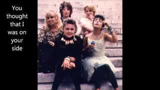 Fading Fast- The Go-Go's -Music & Lyrics (Beauty and the Beat 1981)