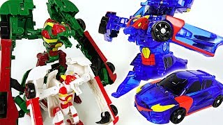 Turning Mecard W HiTero, Jr. Tero, HG Tero appeared! Evan King, Wing Phoenix! - DuDuPopTOY