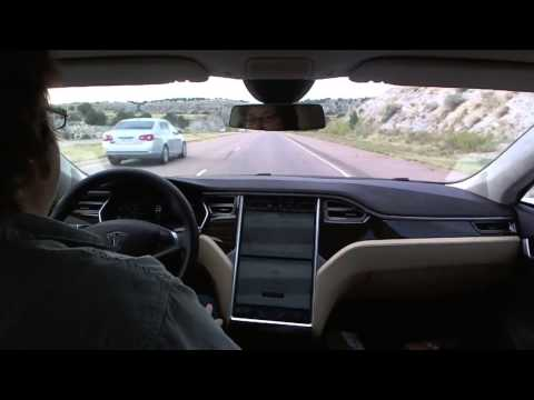 Tesla 85d Shatters Mile Mark Miles On Single Charge