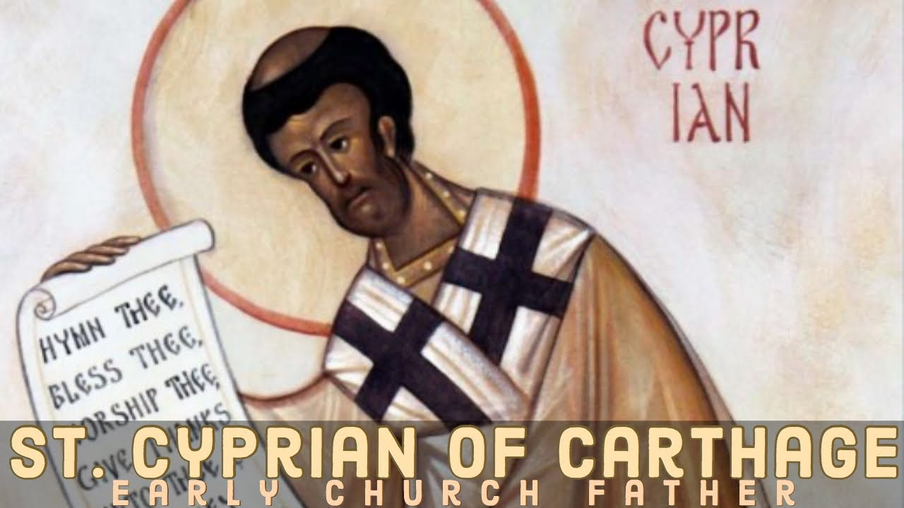 How does Cyprians prayer help: comments and responses