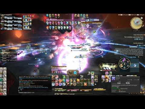 FFXIV Stormblood - Eureka Pyros NM Aetolus
