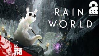 #1【アクション】弟者の「Rain World」【2BRO.】