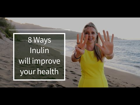 INULIN..!!! 8 Ways it will improve your overall health!