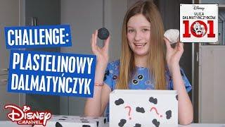 Cookie Mint w Disney Channel | Challenge: Plastelinowy Dalmatyńczyk | Ulica Dalmatyńczyków 101