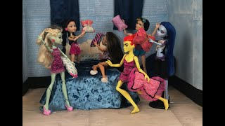 The Slumber Party-  A MH/EAH stop motion