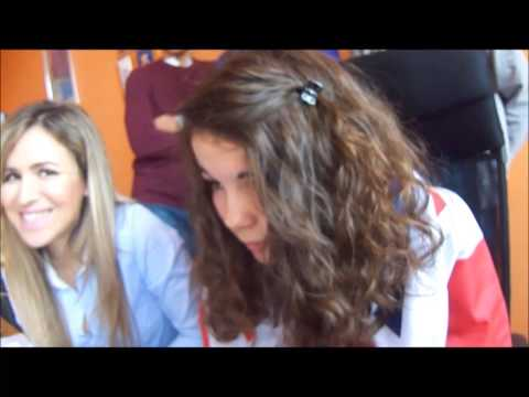Comenius Skype Conferencing at Pujanke Elementary School in Split
