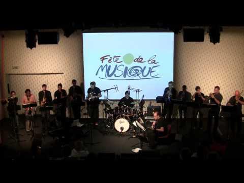 Musique de Rocky et RTL par Le Live Big Band