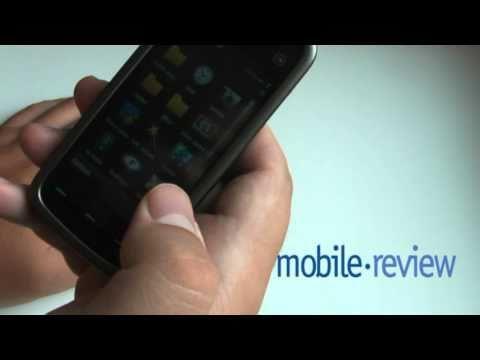 Nokia 5228 Demo