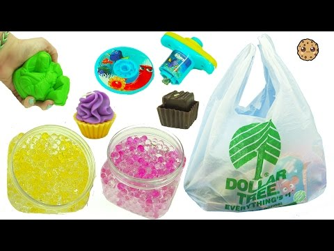 Air Scent , Finding Dory Toys, Squishy Dinos, Valentines Chocolate + More - Dollar Tree Haul