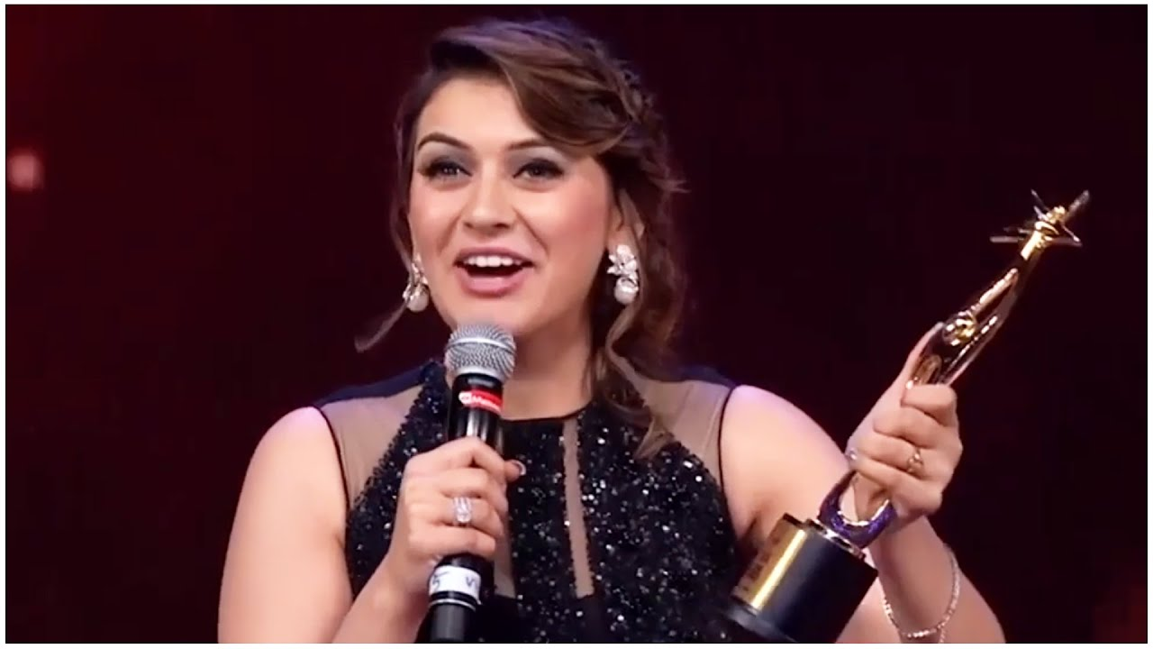 Download Hansika Motwani Speaking in Cute Tamil and Stylish Look.